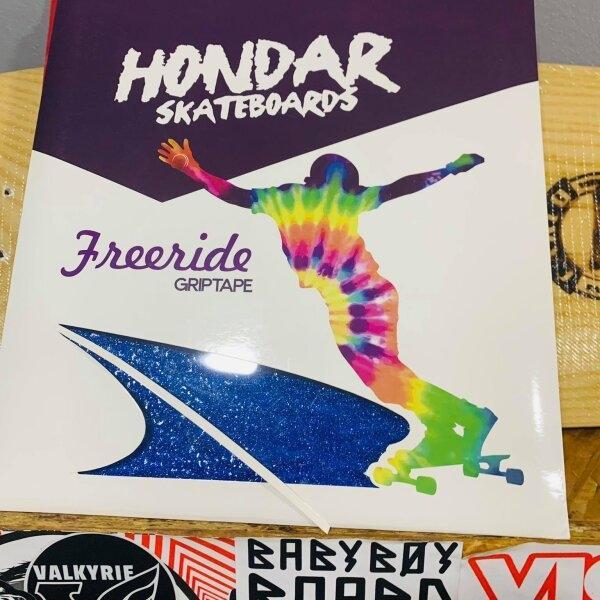 Hondar Freeride Griptape (4 Sheets)
