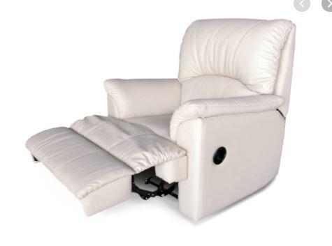 เก้าอี้พักผ่อน ลูน่า หนังแท้