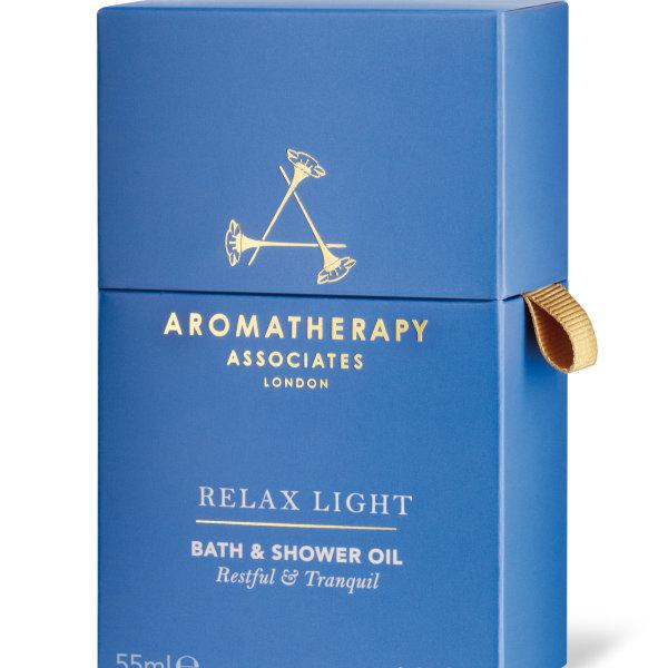 Light Relax Bath & Shower Oil 55ml