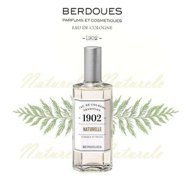 EAU DE COLOGNE 1902 Tradition : NATURELLE (125 ml)