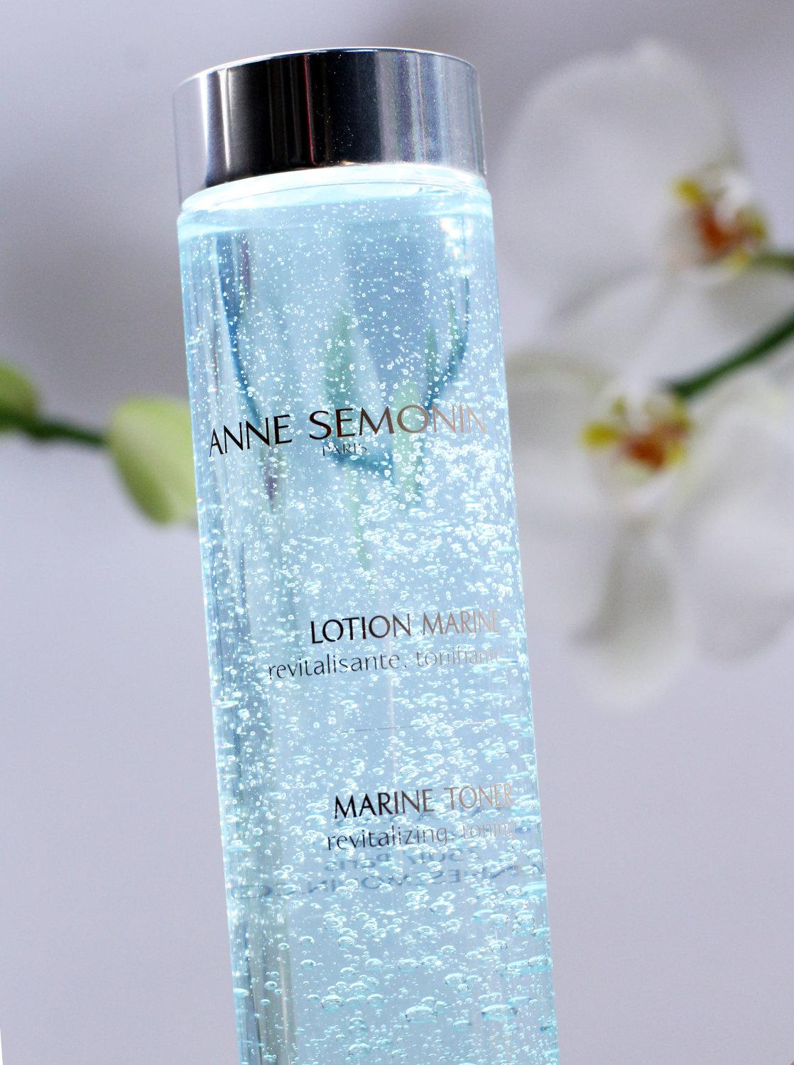 Combination Balance : Marine Toner + Exfoliating Mask