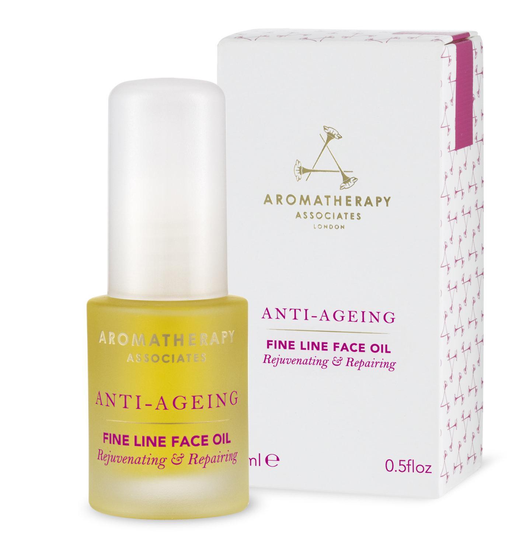 Anti-Ageing Fine Line Face Oil 15ml