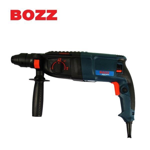 สว่านโรตารี่ BOZZ 26 มิล 800 วัตต์ รุ่น BOZ2-26DFR