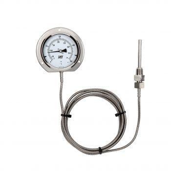 เกจ์วัดอุณหภูมิความเที่ยงตรงสูง Type 323 TA/DN