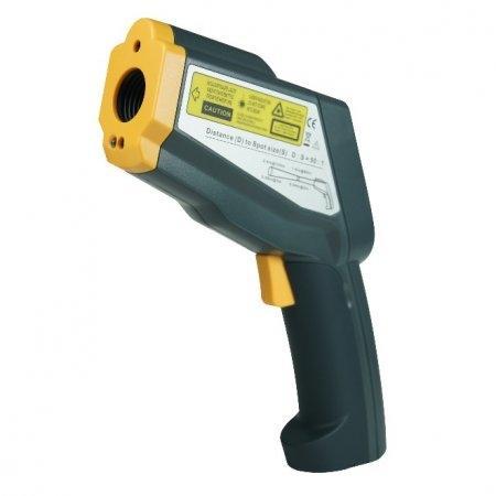 เทอร์โมมิเตอร์แบบอินฟราเรด Infrared Thermometer DP-89 สูงถึง 1000C