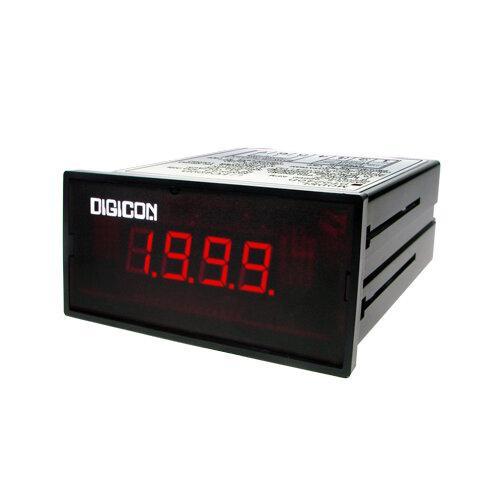 เครื่องวัดความเร็วรอบแบบติดแผงระบบดิจิตอล DT-2240D