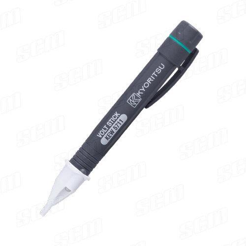 KYORITSU 5711 ปากกาวัดไฟแบบไม่สัมผัส AC 20 - 1000 V(Hi sensitivity)
