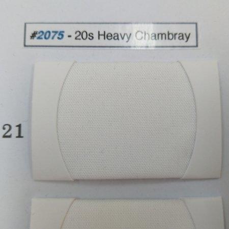 2075 #21 White