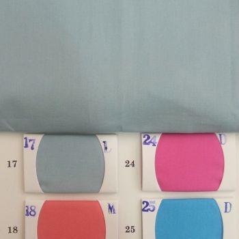 4072 Poplin #17 Blue