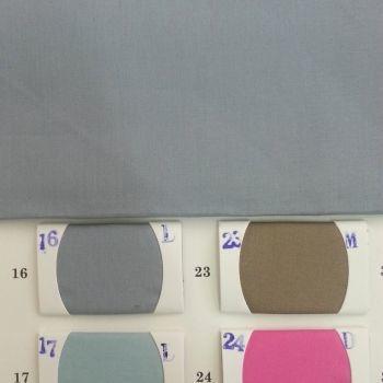 4072 Poplin #16 Grey