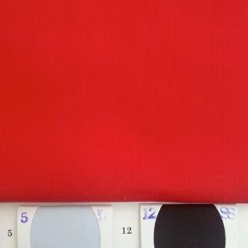 4072 Poplin #13 Red