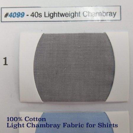 4099 #1 Light Grey