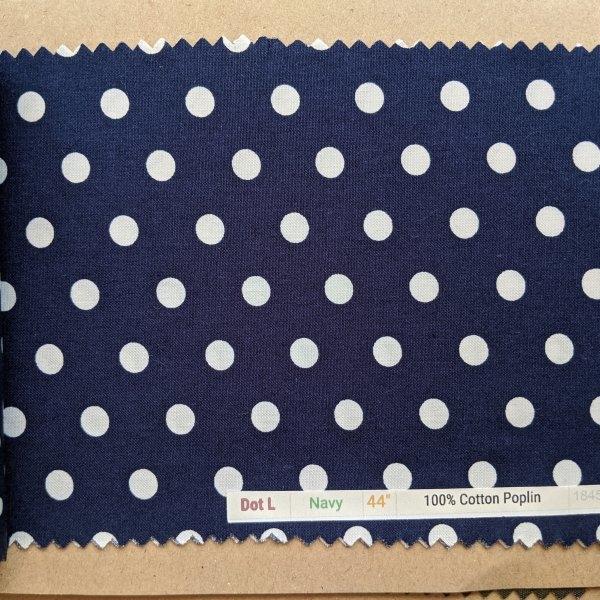 Polka Dot Fabric ผ้าลายจุด