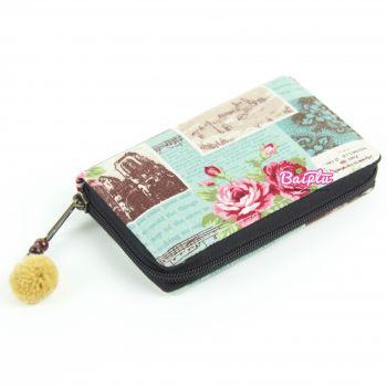 กระเป๋าเงินซิปรอบ (เล็ก) No.23