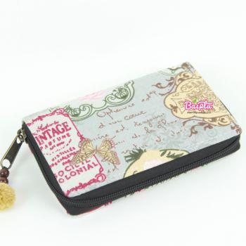 กระเป๋าเงินซิปรอบ (เล็ก) No.47