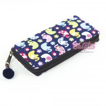 กระเป๋าเงินซิปรอบ (ใหญ่) No.77