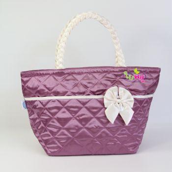 กระเป๋าหูเปียใหม่ (ผ้าซาติน) 06