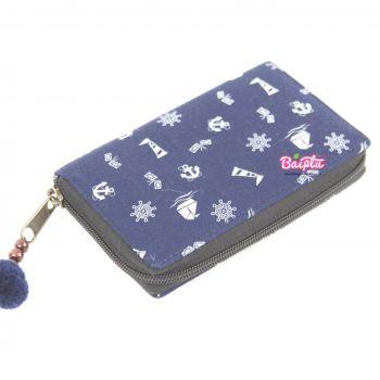 กระเป๋าเงินซิปรอบ (เล็ก) No.35