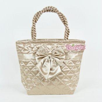 กระเป๋าโบว์ทรงแอล สายเกลียว Size (L) 164