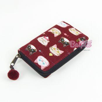 กระเป๋าเงินซิปรอบ (เล็ก) No.87