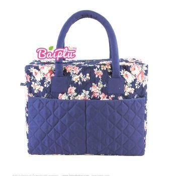 กระเป๋าเดินทางทรงสี่เหลี่ยม (กระเป๋าหน้า) (M) 54