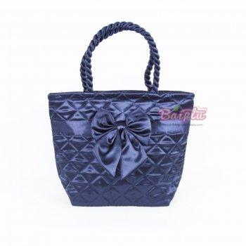 กระเป๋าโบว์ทรงแอล สายเกลียว Size (L) 160