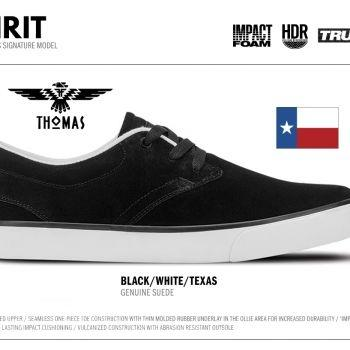 SPIRIT - Black/White/Texas