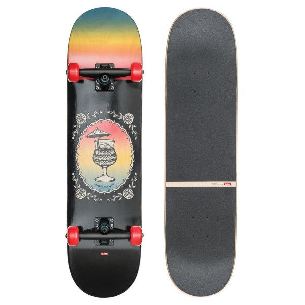 GLOBE SKATEBOARD 8.25 - G2 From Beyond Complete 8.25 Snakey