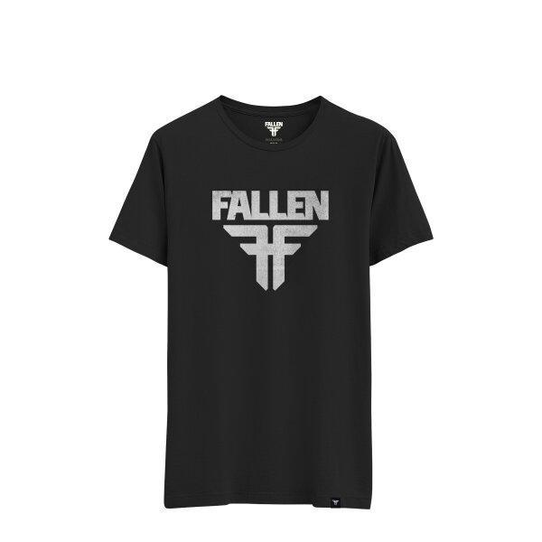 FALLEN - INSIGNIA Tee - BLACK