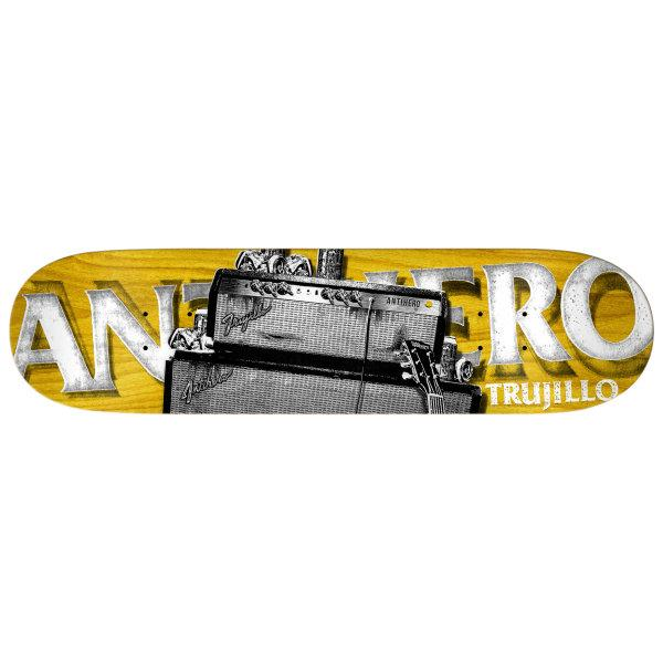AntiHero Deck 8.12 : TRUJILLO TURNED UP 8.12