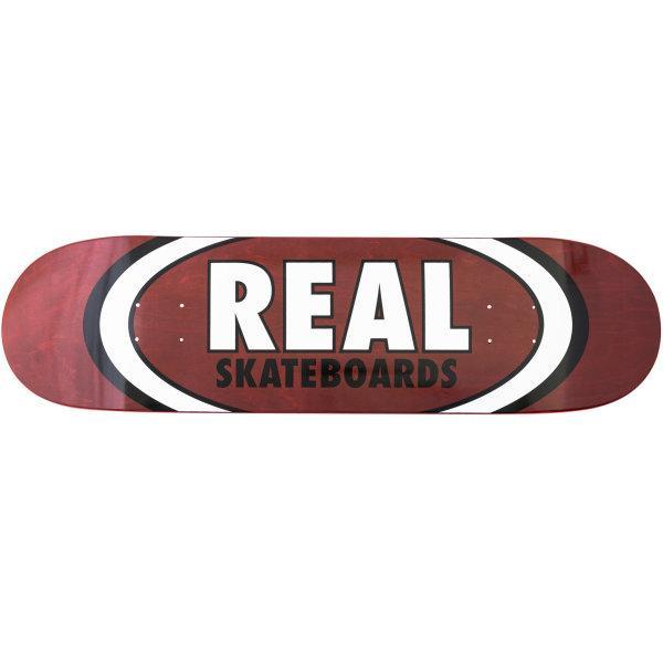 REAL DECK 8.38 : TEAM OVERSPRAY OVAL 8.38