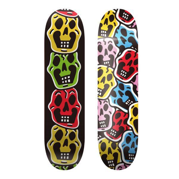 BLACK  MARKET : Morecrew X BM Skull 8.25