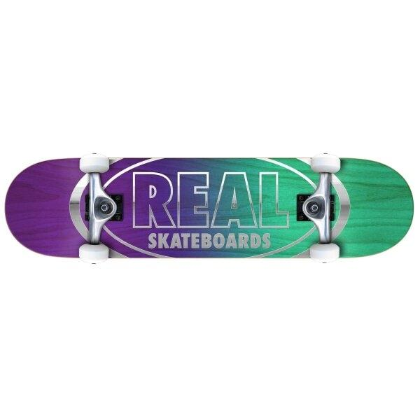 REAL SKATEBOARD :  GOLDEN OVAL OUT 8.0