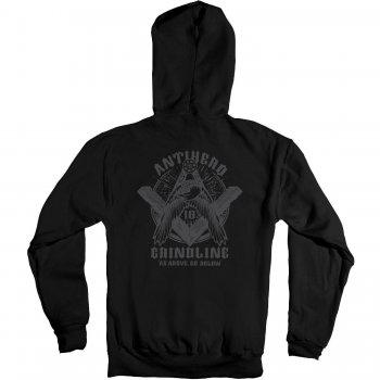 Anti Hero Grindline Reflective Hood