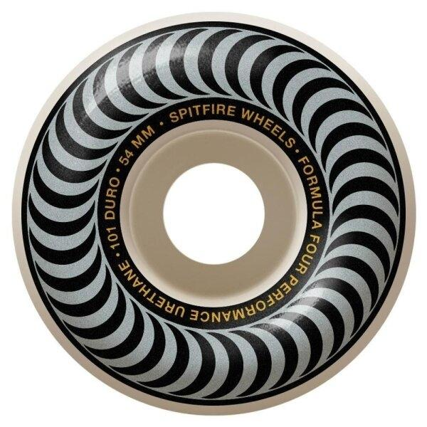 SPITFIRE 54MM : F4 101 CLASSIC SILVER 54MM