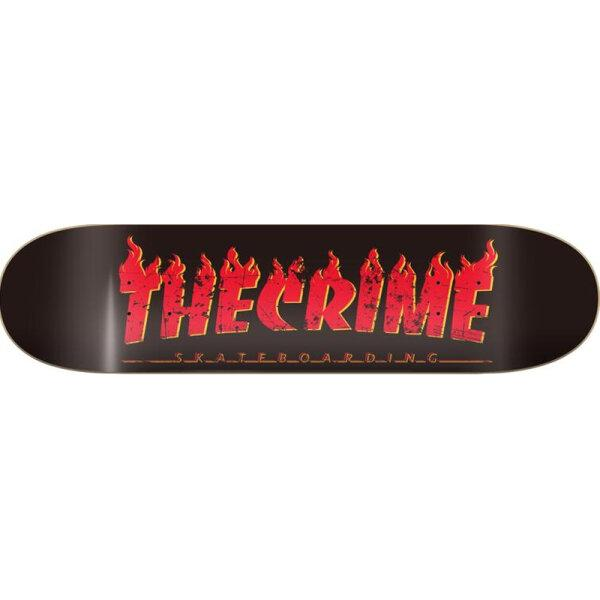 Sk8Crime -The Crime 8.0 - black