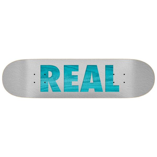 REAL SKATEBOARD 8.75 : BOLD REDUX - 8.75
