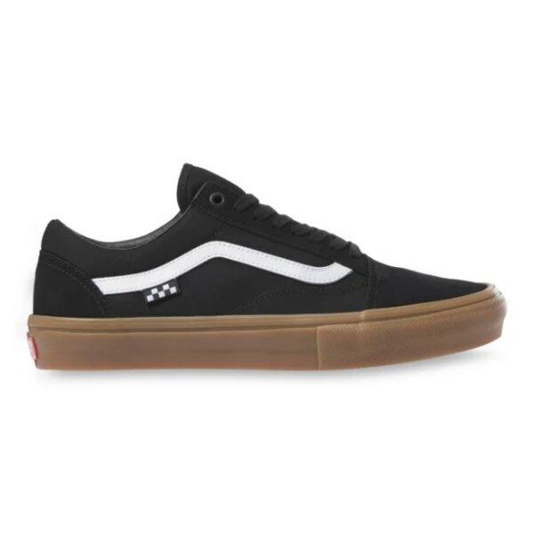 VANS SKATE OLD SKOOL - BLACK/GUM