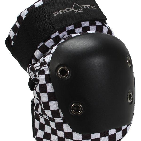 PRO-TEC STREET KNEE PADS - CHECKER