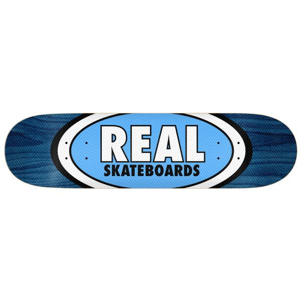 REAL DECK : TANNER AM EDITION OVAL 8.25 FULL
