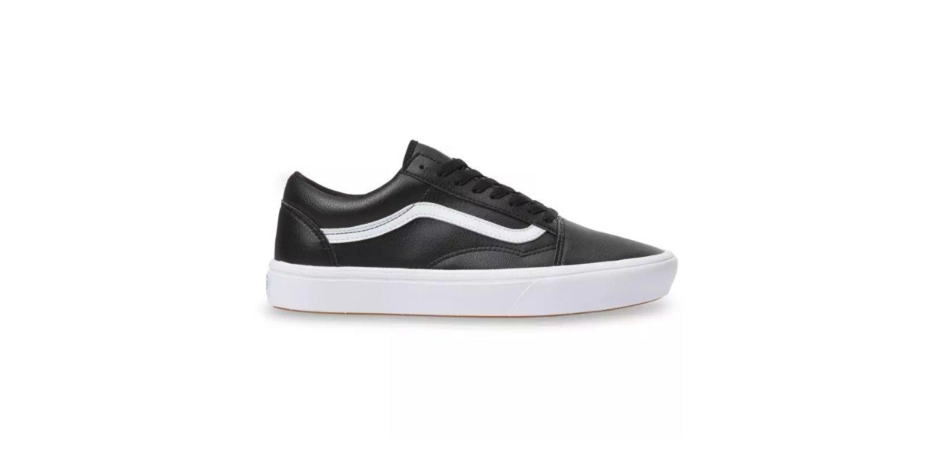 VANS CLASSIC TUMBLE COMFYCUSH OLD SKOOL - BLACK