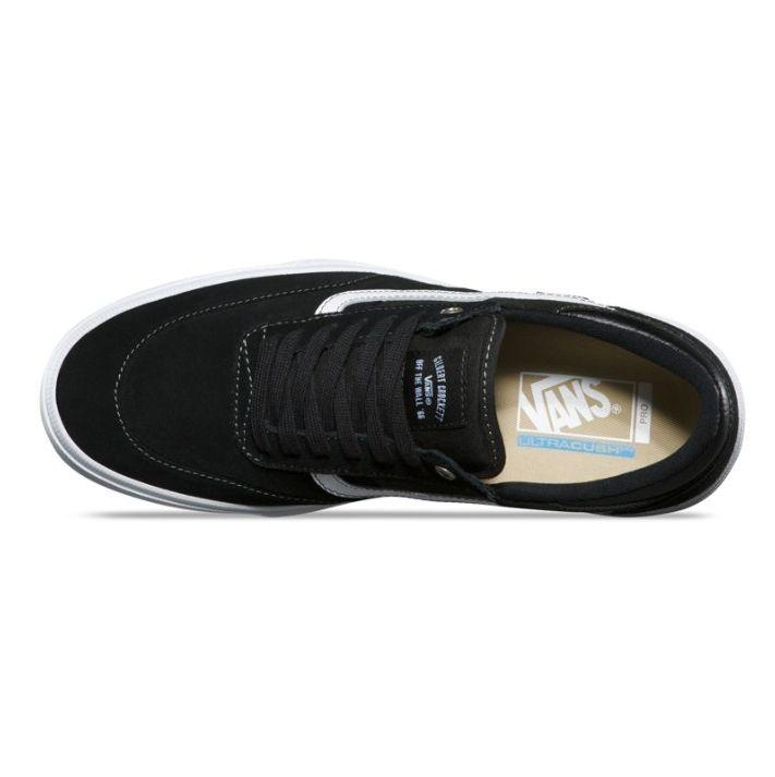 Vans Gilbert CROCKETT PRO 2 - BLACK WHITE - StreetBOX 702385fd7